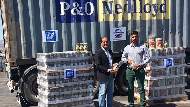 Table olives from Antequera reach the Saudi Arabia market