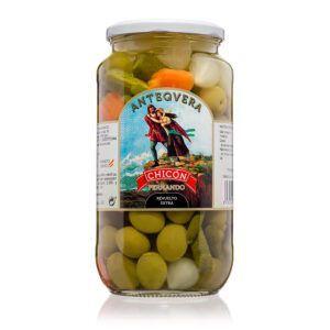 Extra Mixed Olive